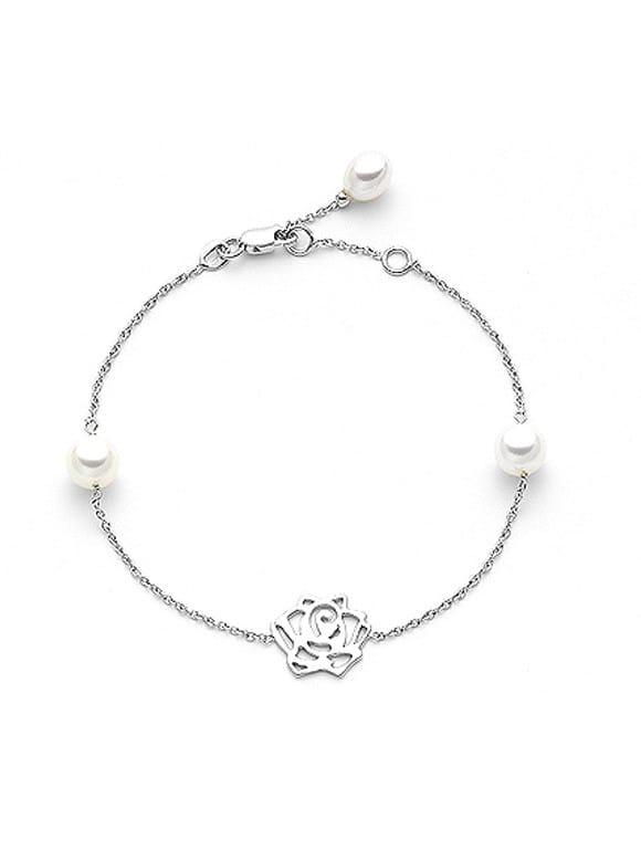 Bracciale con perle | Gioielleria Caruso