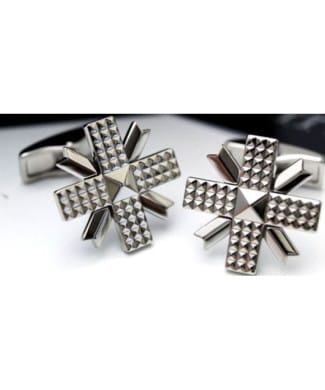 Cuff Links Diamond | Gioielleria Caruso