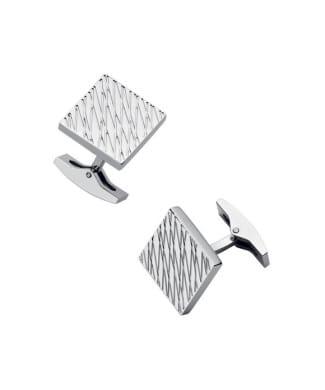 Cuff Links Diamond | Gioielleria Caruso