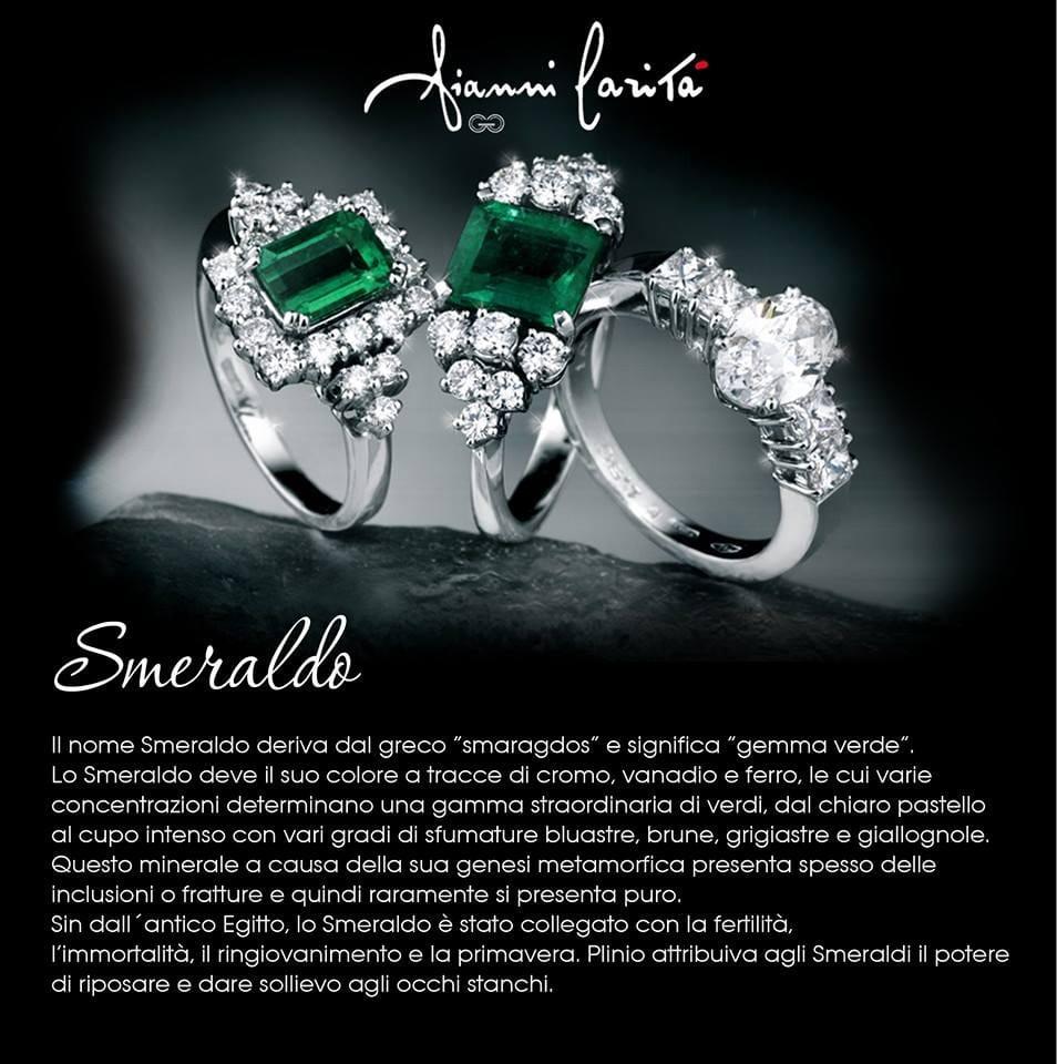 Smeraldo | Gioielleria Caruso
