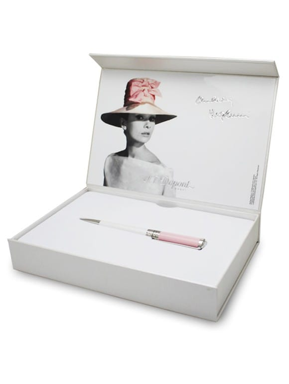 BALL POINT PEN AUDREY HEPBURN | Gioielleria Caruso