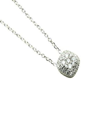 Collana fani ny nai con diamanti | Gioielli Caruso
