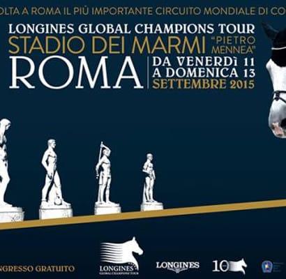 Longines Global Champions Tour | Gioielli Caruso