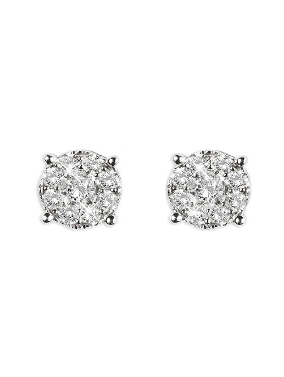 Orecchini ny nai con diamanti | Gioielli Caruso