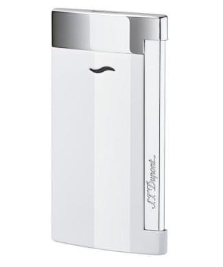 Briquet Slim 7 blanc | Gioielleria Caruso Napoli