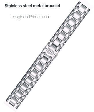 Bracciale Longines PrimaLuna L600130441 | Gioielleria Caruso
