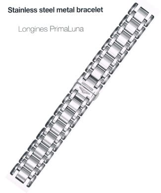 Bracciale Longines PrimaLuna L600131867 | Gioielleria Caruso