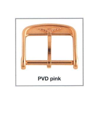 Fibbia Longines PVD Pink | Gioielleria Caruso