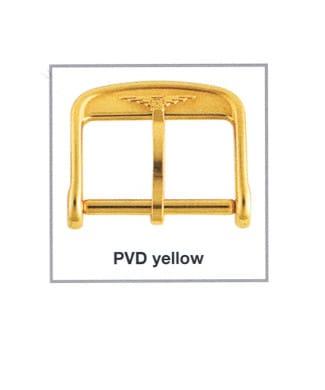 Fibbia Longines PVD Yellow | Gioielleria Caruso