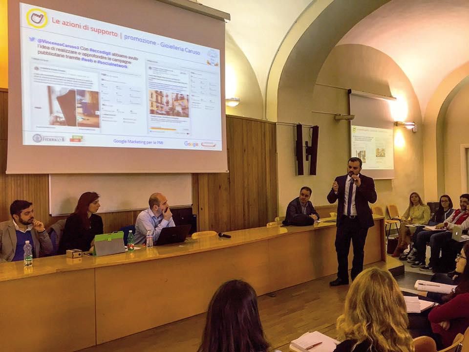 Google Marketing per le PMI | Caruso Vincenzo