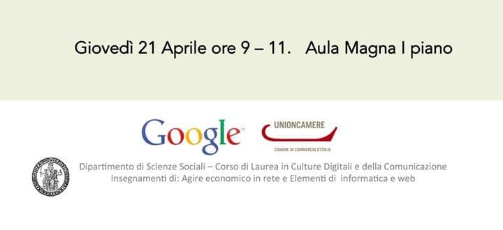 Google Tools per le PMI – Gioielleria Caruso