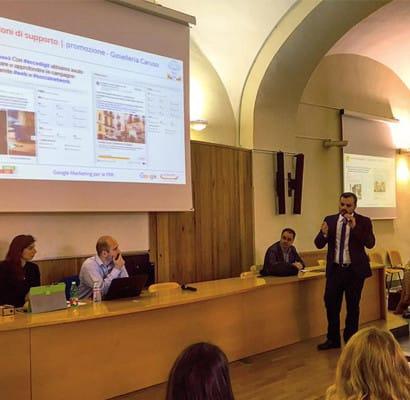 Google Tools per le PMI e casi di successo a Napoli | Gioielleria Caruso