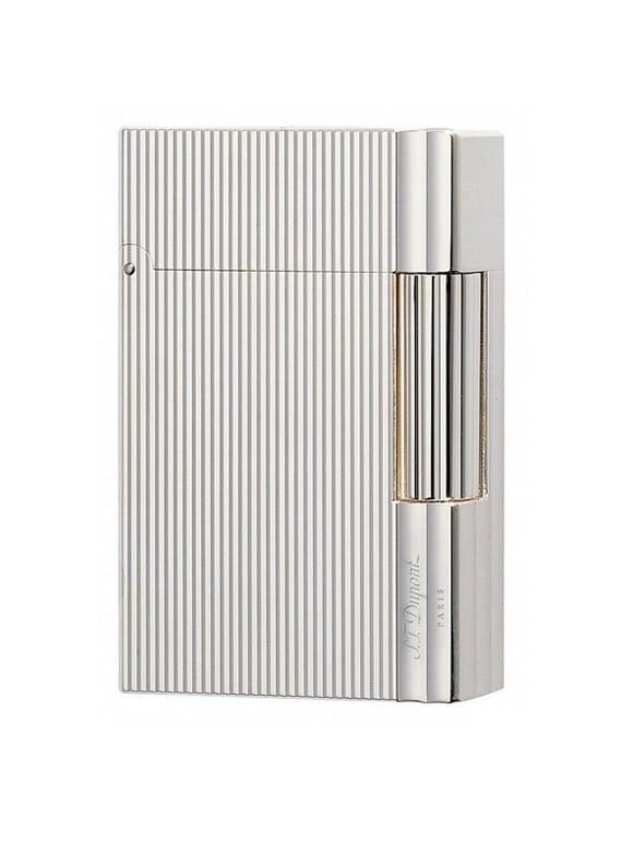 Gatsby Lighter Silver Vertical | Gioielleria Caruso