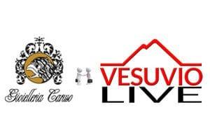 Vesuvio Live Partnership con Gioielleria Caruso | Gioielleria Caruso Napoli