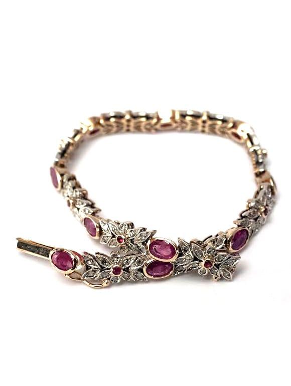 braccialetto diamanti