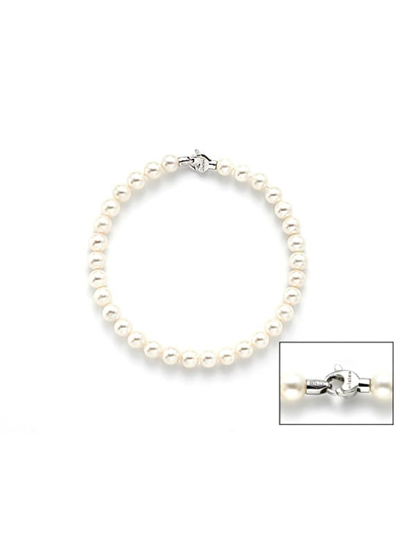 Bracciale Mikiko con perle | Gioielleria Caruso Napoli