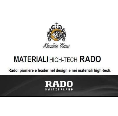 Orologi Rado materiali | Gioielleria Caruso Napoli