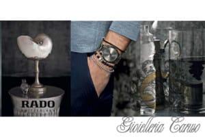 Rado rivoluziona il tempo | Gioielleria Caruso Napoli