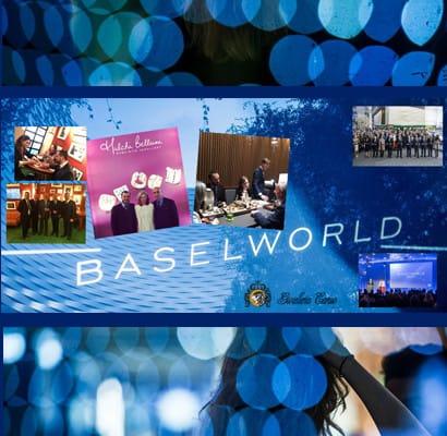 Baselworld in diretta con Gioielleria Caruso | Gioielleria Caruso Napoli