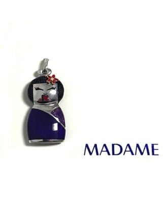 Petit Madame con smalti colorati | Gioielleria Caruso Napoli