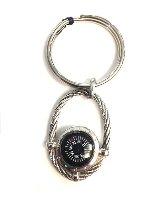 Portachiave scarabeo milano in argento | Gioielleria Caruso Napoli
