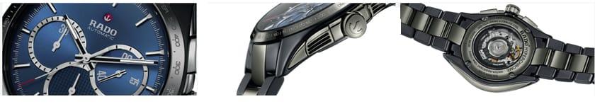 Rado hyperchrome automatic chronograph | Gioielleria Caruso Napoli