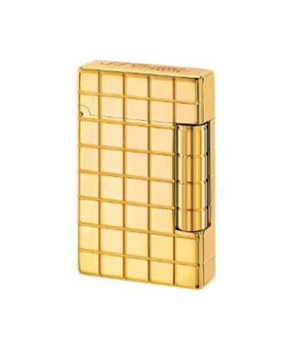Golden Bronze finish lighter Quadri | Gioielleria Caruso Napoli