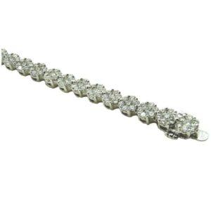Bracciale tennis con diamanti | Gioielli Caruso
