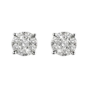 Orecchini ny nai con diamanti   Gioielli Caruso