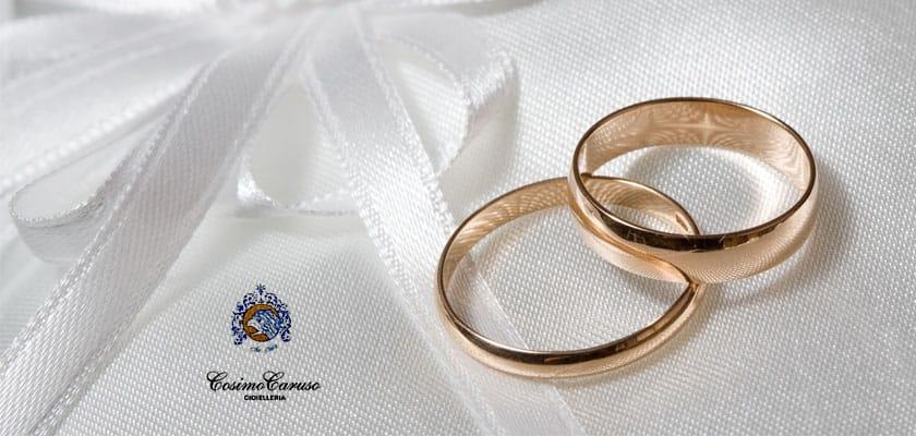 Wedding i gioielli per il vostro matrimonio | Gioielleria Caruso
