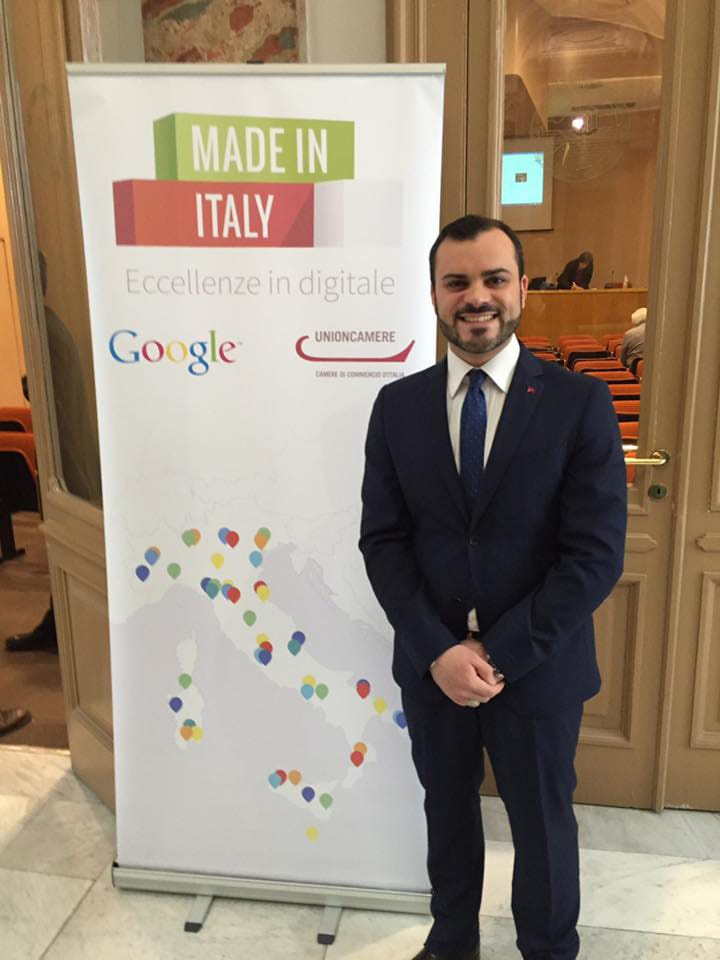 Arte orafa e Made in Italy: Eccellenze in digitale   Vincenzo Caruso
