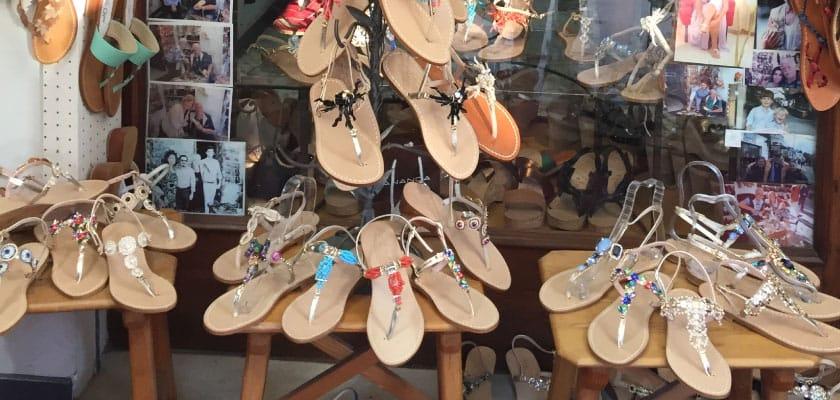 L'arte del Sandalo Caprese dal 1958   Gioielleria Caruso