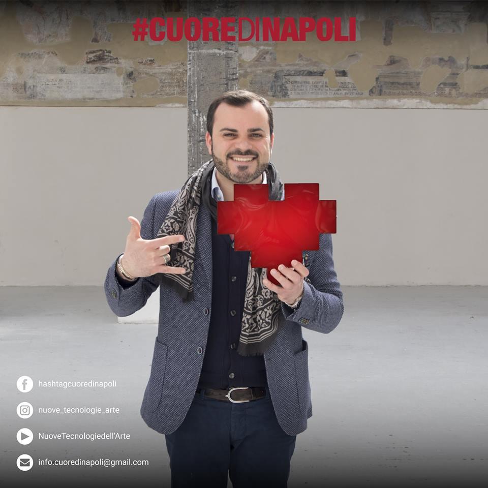 Cuoredinapoli con Gioielleria Caruso | Vincenzo Caruso