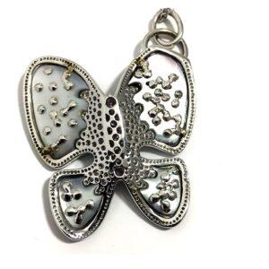 Farfalla Madame gioielli con diamanti | Gioielleria Caruso Napoli
