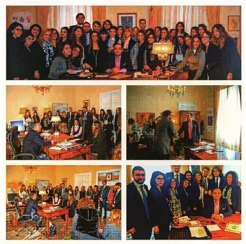 Associazione Giovani Campani Nel mondo | Gioielleria Caruso Napoli