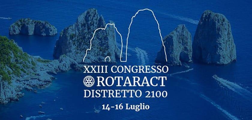 Congresso Rotaract Capri 2100 | Gioielleria Caruso Napoli