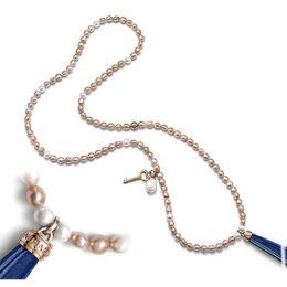 Collana chanel con perle barocche | Gioielleria Caruso Napoli
