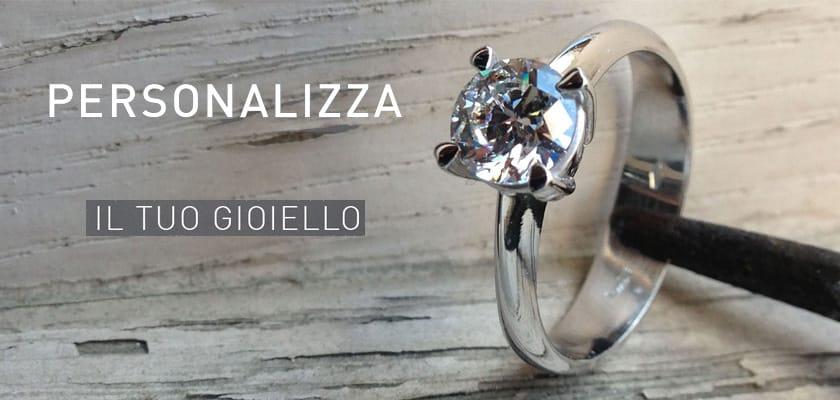 Personalizza il tuo gioiello | Gioielleria Caruso Napoli