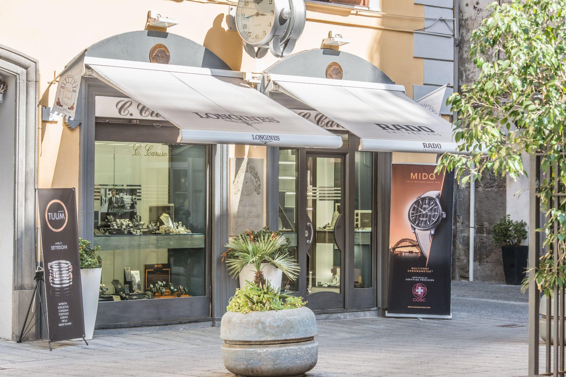 Gioielli Caruso Borgo Orefici Napoli