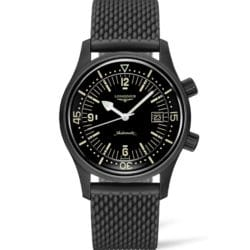 Longines Legend Diver Watch | Gioielleria Caruso
