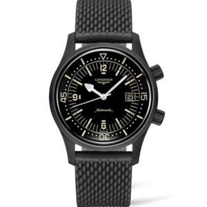 Longines Legend Diver Watch | Gioielleria Caruso