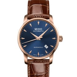 Mido Baroncelli Midnight Blue Gent