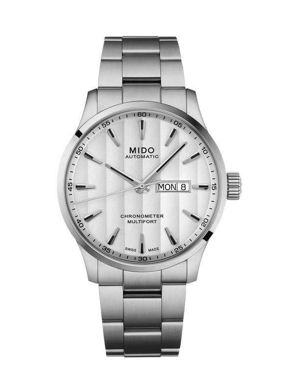 Mido Multifort Chronometer   Gioielleria Caruso Napoli