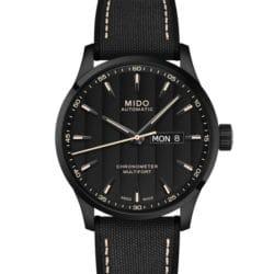 Mido Multifort Chronometer | Gioielleria Caruso Napoli