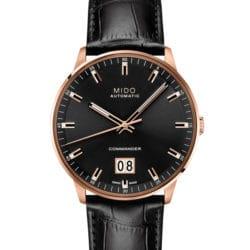 Mido Commander Big Date | Gioielleria Caruso Napoli