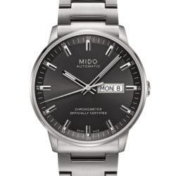 Mido Commander Chronometer | Gioielleria Caruso Napoli