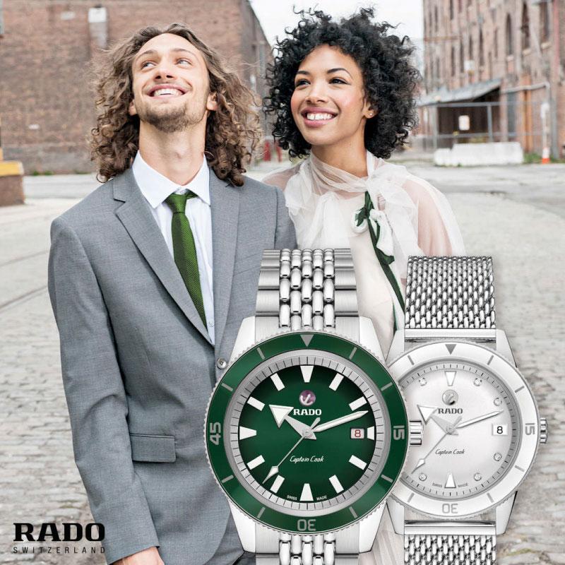 Rado Watches Gioielleria Caruso Napoli