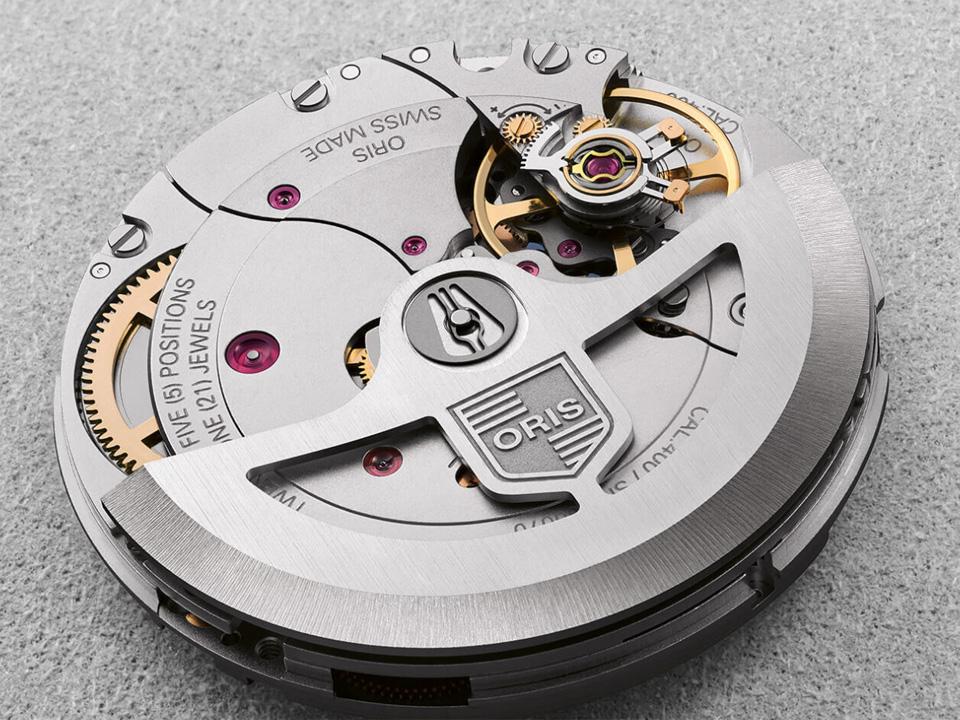 Oris Swiss Watches Napoli carusogioielli8