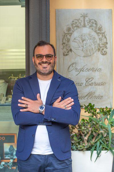 Horbiter per Gioielleria Caruso Napoli Un Binomio Vincente