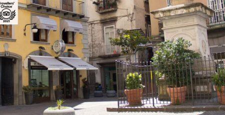 Gioielleria Caruso Vince il Premio Tripadvisor per Shopping a Napoli